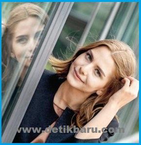Ezgi Asaroglu pemeran Bahar di Efsun dan Bahar