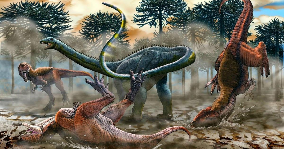 Species New to Science: [Paleontology • 2014] Leinkupal ...