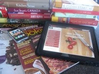 Cookbooks &amp; Apps