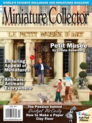 April Miniature Collector