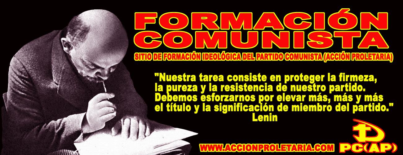 Formación Comunista
