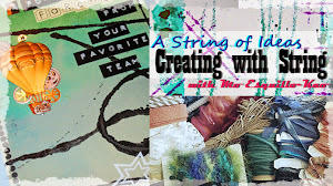 Creating with String (My newest class!)