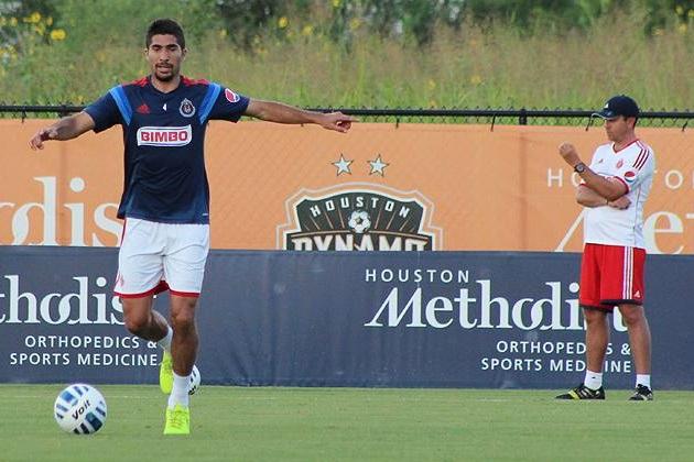 Pereira comentó que para el partido de este miércoles hay algunos ajustes en la preparación.