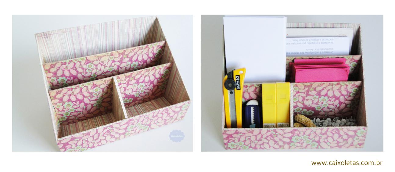 Eu amo artesanato organizador de mesa - Organizador mandos a distancia ...