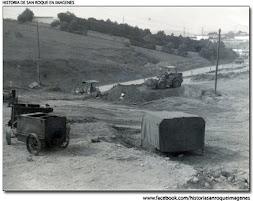 El Desarroyo en el Campo Gibraltar