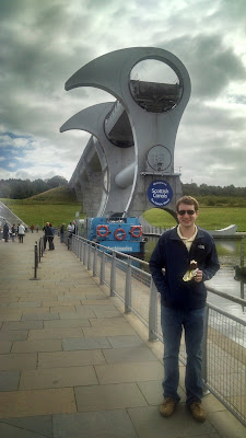 An excursion to Stirling and Falkirk from 72 Hours To Go