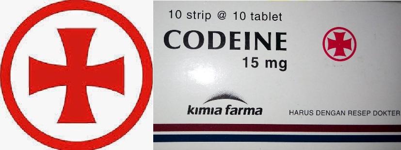 Logo Obat Narkotika