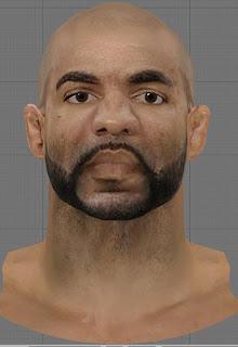 NBA 2K13 Carlos Boozer Cyberface Patch