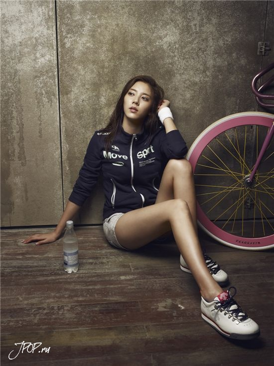 Hot girl Son Dam Bi in Korea part 2 ~ Hotgirls