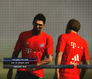 Download FL Training Kits Bayern Munchen PES 2013