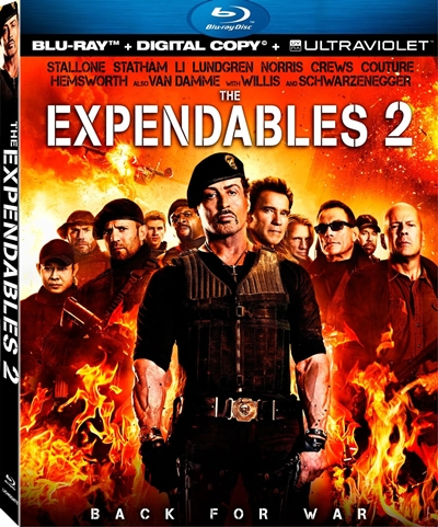 The Expendables 2 720p HD Español Latino Dual BRRip 2012