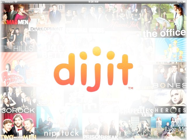 dijit tv apps universal remote control