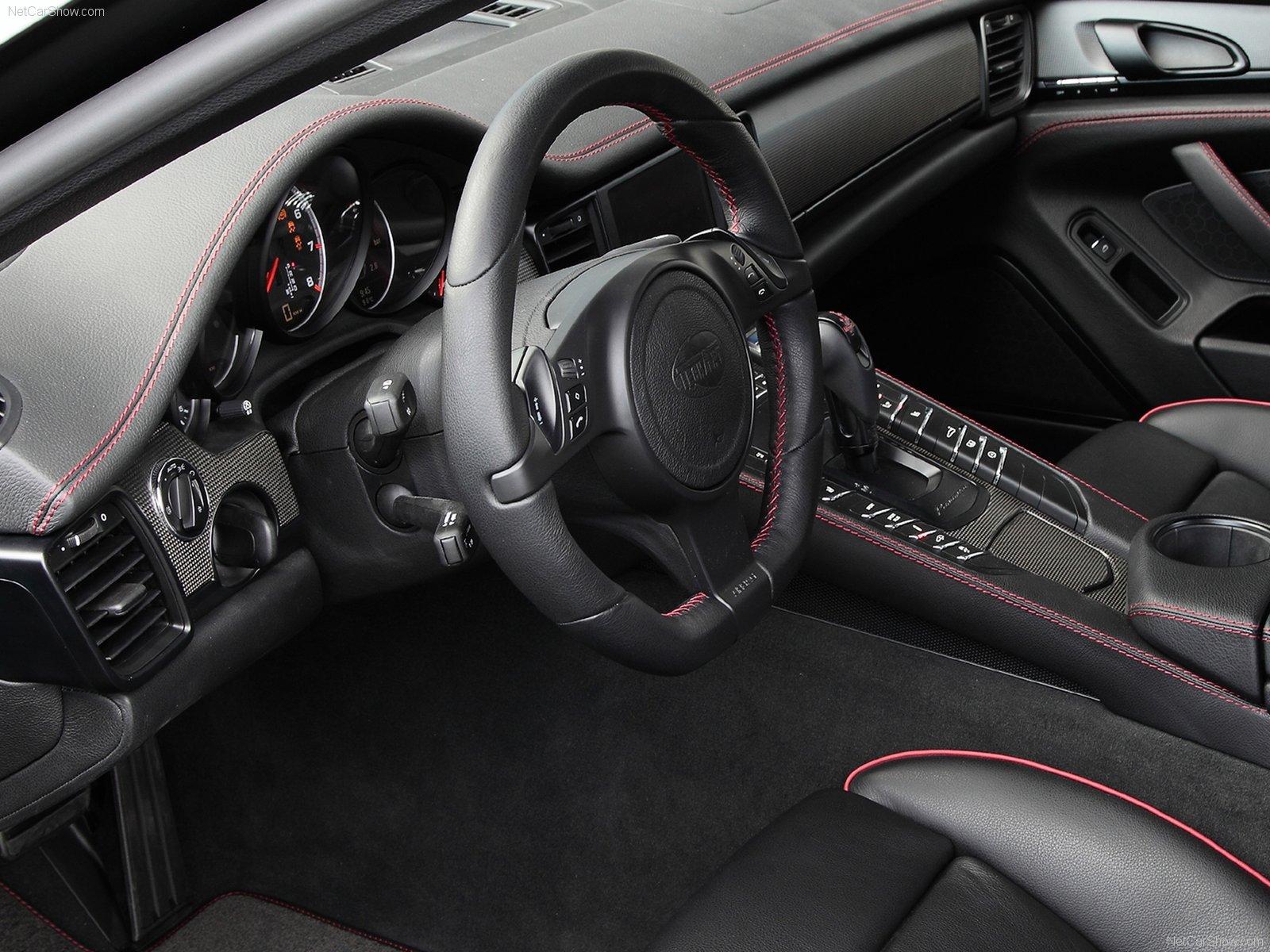 Hình ảnh xe ô tô TechArt Porsche Panamera Black Edition 2010 & nội ngoại thất