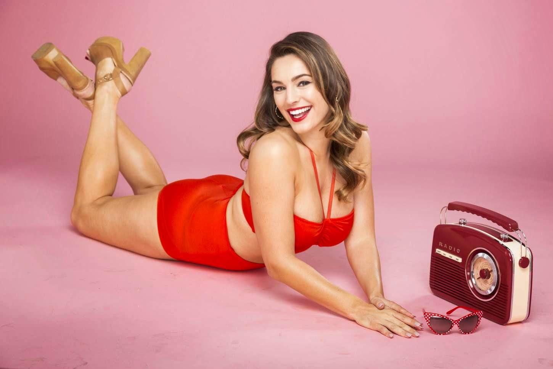 Actress, Model @ Kelly Brook - NY Post Photoshoot