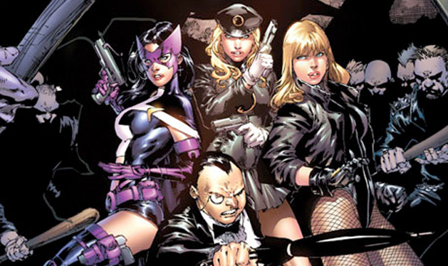 Black Canary (DC Comics) Character Review - Black Canary and Friend