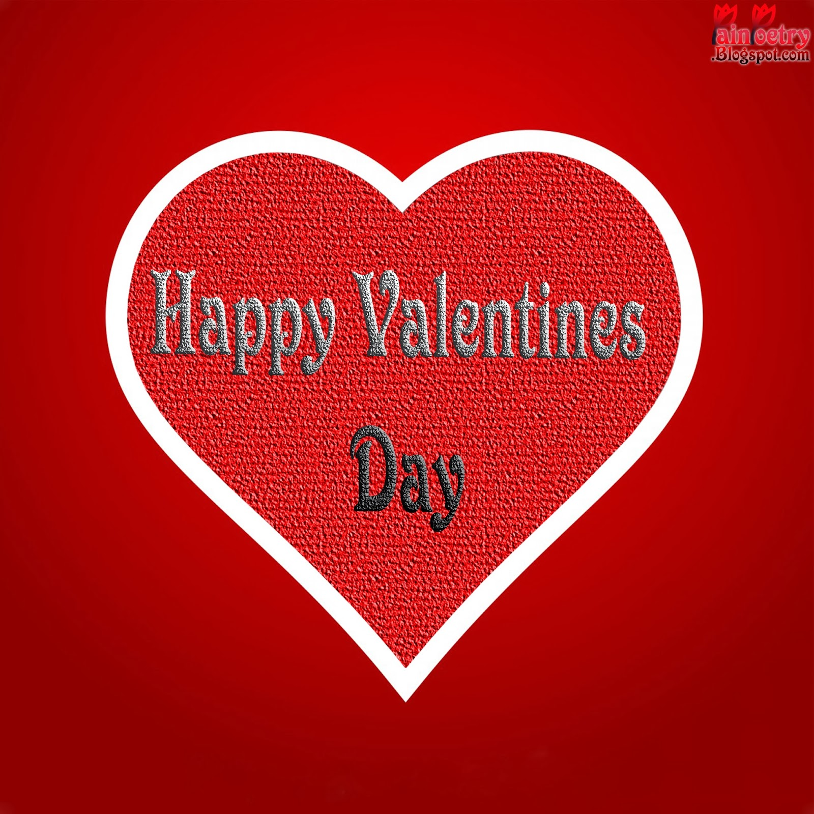 Happy-Valentines-Day-Wishes-Walpaper-With-Heart-Image-HD-Wide
