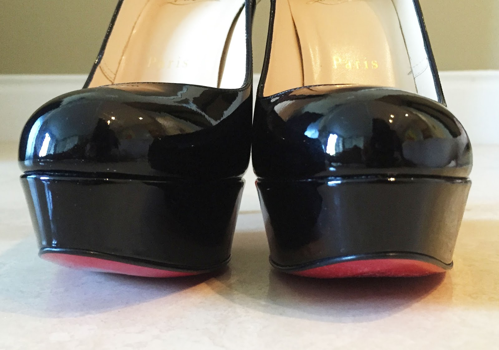 My Superficial Endeavors: Christian Louboutin Bianca Pumps... So ...
