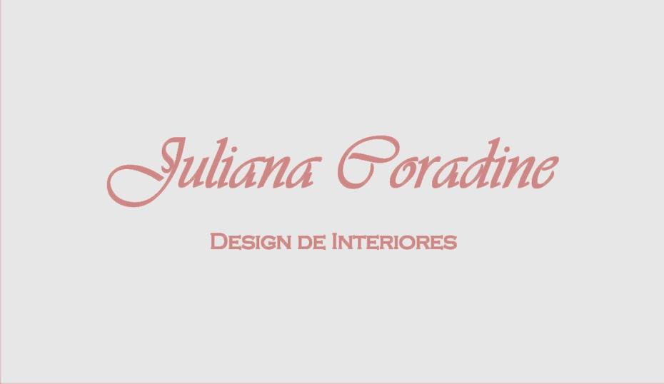 Juliana Coradine Design de Interiores