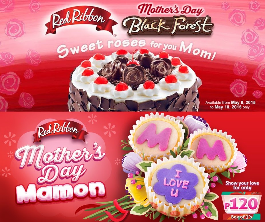 Red Ribbon Mother S Day Treat Limited Edition Black