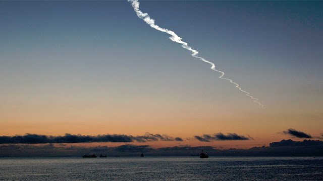 Fireball in Russia's Far East. Credit: cheslav.livejournal.com