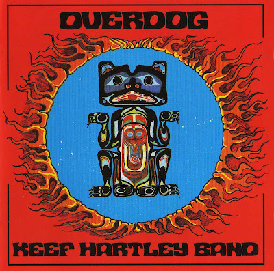 Keef Hartley Band - Overdog - 1970
