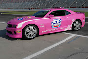 . will donate $200 per caution lap during AdvoCare 500; pink Camaro .