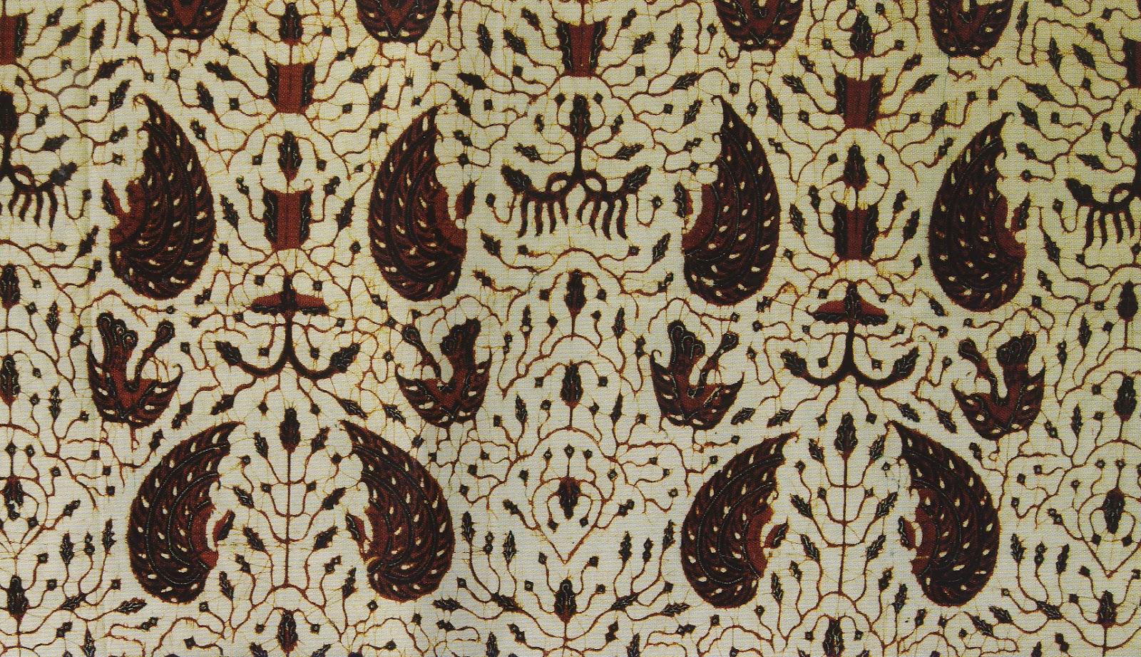 Indonesian Batik Process Batik art is art image on the