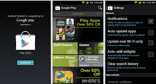 download Google Play (Android Market) 3.4.6