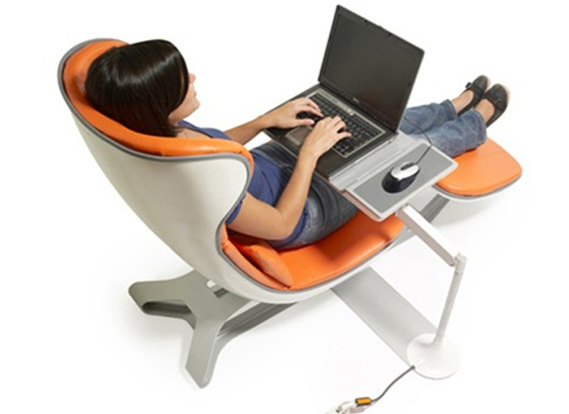Modern Ergonomic Computer Chairs | Interior Decorating Idea