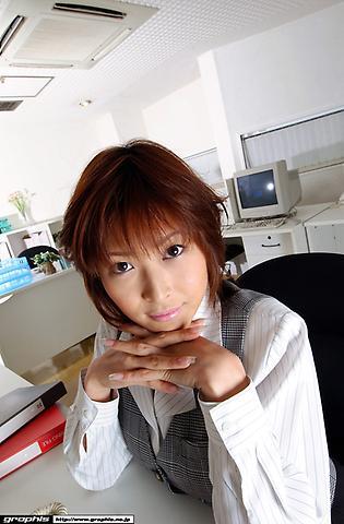 JAPAN AV GIRLS: NANA NATSUME