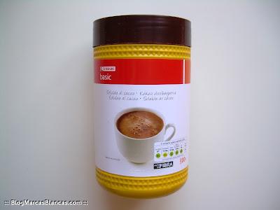 Soluble al cacao EROSKI BASIC