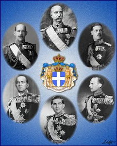 Οι 6 Ορθόδοξοι Έλληνες Βασιλείς μας