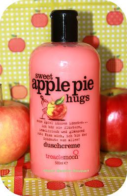 Treaclemoon sweet apple pie hugs Duschgel und Körpermilch [Review]
