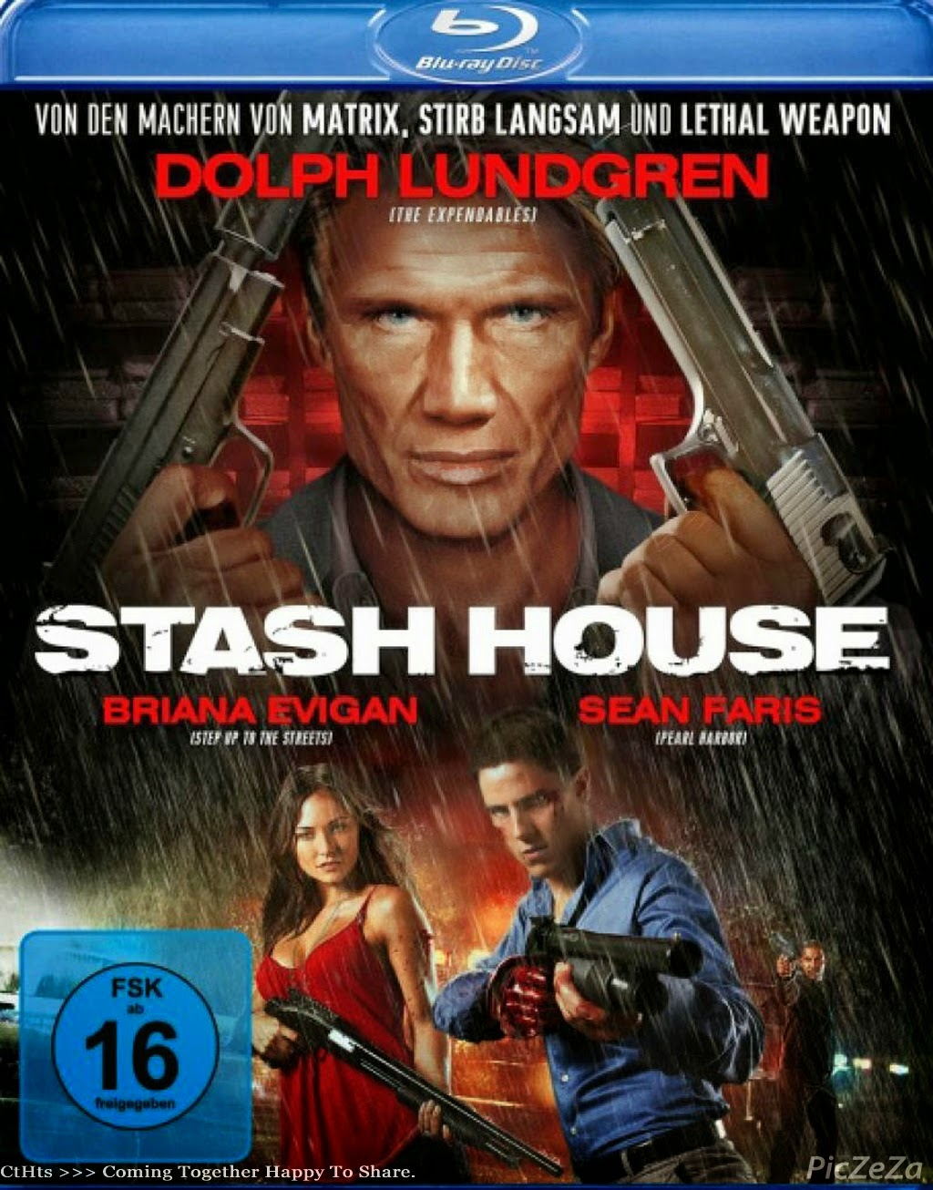 Stash house : คนโหดปิดบ้านเชือด