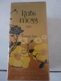 Kate moss perfume, Kate summer time