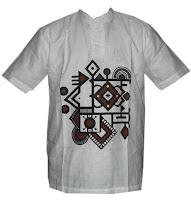 Motif Dan Desain Batik Pada Baju Koko