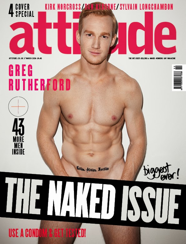 Greg Rutherford Attitude