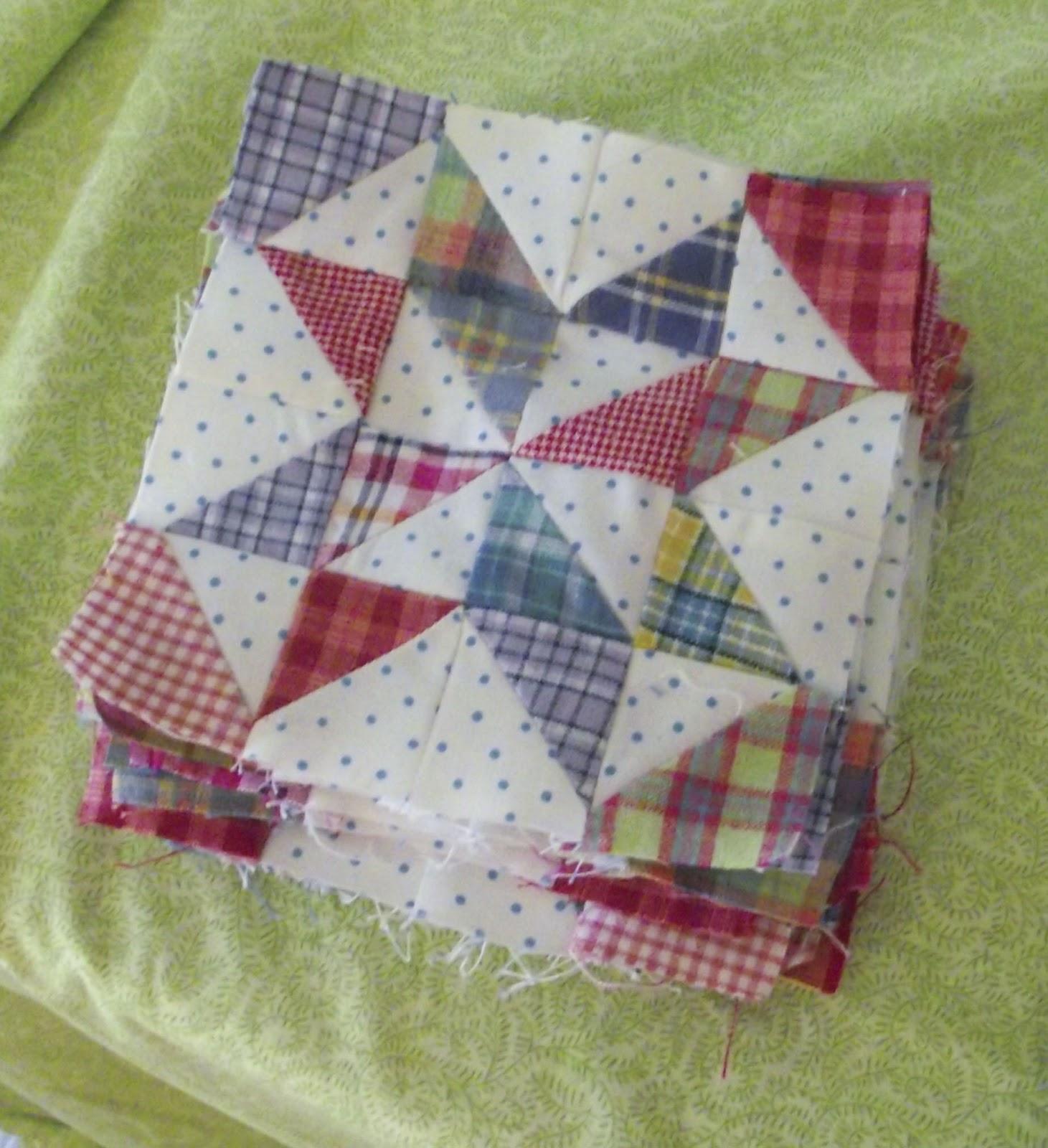 Sara vs sarah scrap quilts again for Scrap quilt
