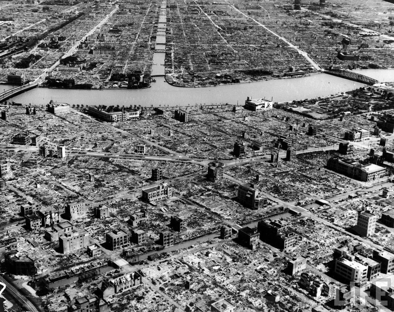 the bombing of hiroshima japan The atomic bombings of hiroshima and nagasaki were nuclear attacks on the empire of japan during world war ii (wwii) the united states and the allies were fighting.