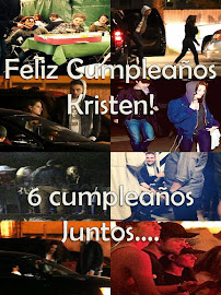 Kristen cumplió 23 años !!!
