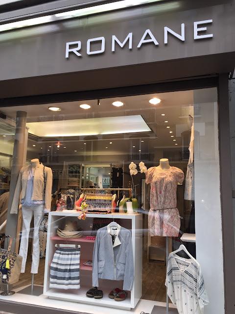 romane boutique