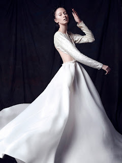 Houghton 2013 Bridal Spring Wedding Dresses Collection