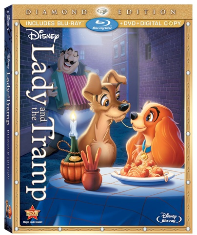 disney movie lady   the tramp