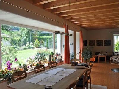Шмидт Вернер - архитектор и дизайнер дома из соломы