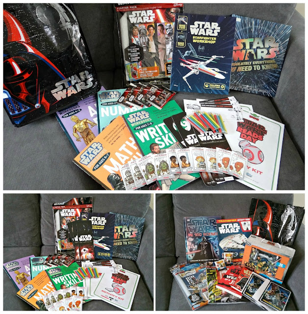 Star Wars Reads Day, #StarWarsReadsDayUK, Star Wars The Force Awakens