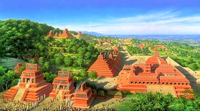 Maya civilization pictures