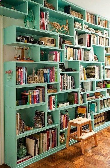 Pomysł Na Domową Biblioteczkę Inspiracje