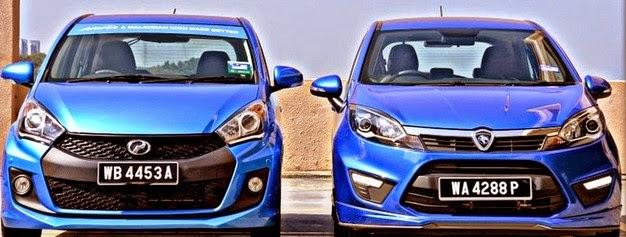 Spesifikasi harga kelebihan mobil new proton iris, pesaing hatchback jazz dan agya di Indonesia