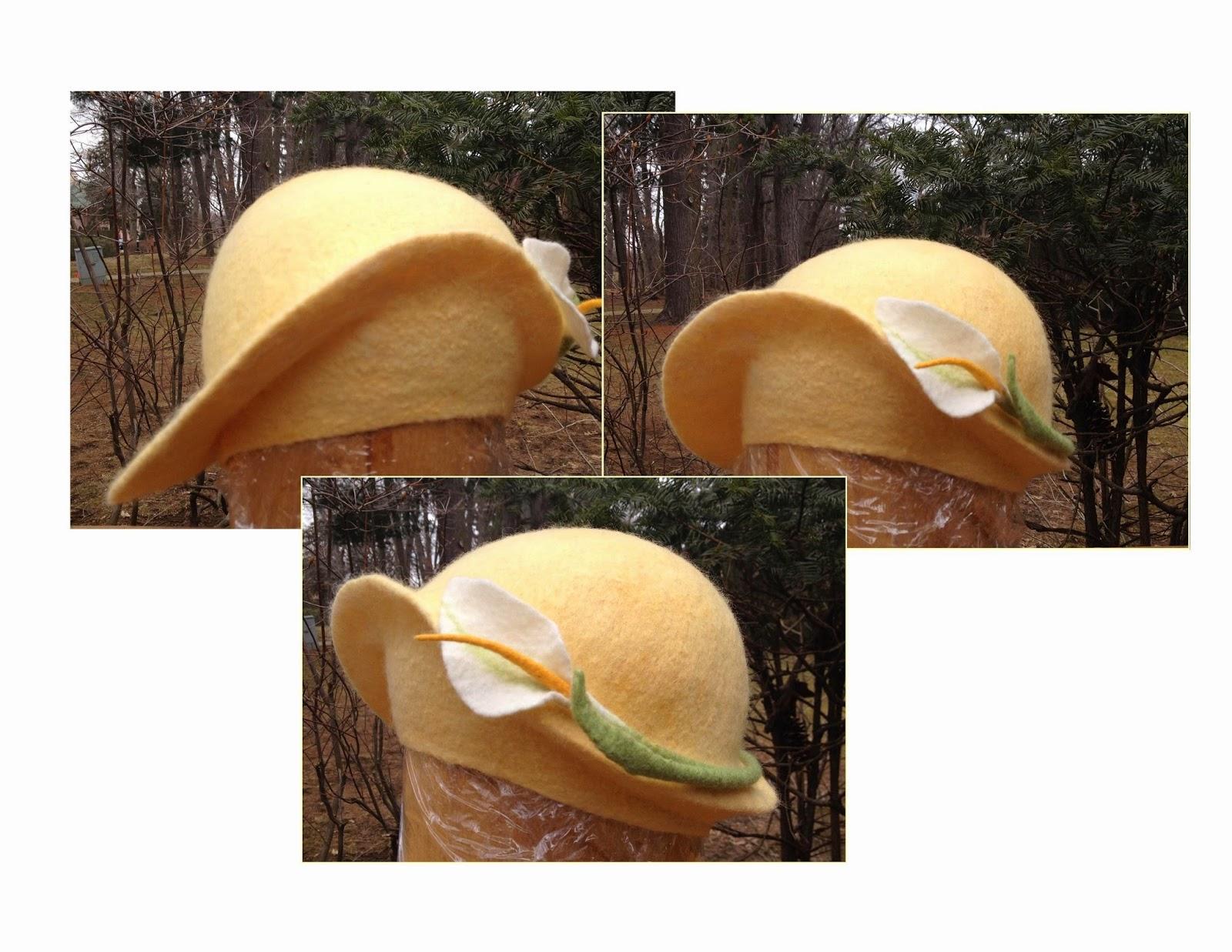 Fine Fiber Art: Hats, Headbands & Head Accessories