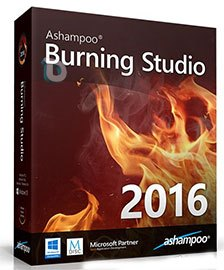 Download Ashampoo Burning Studio 2016 + Serial